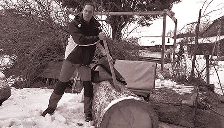 André Wermelinger, apiculteur naturel