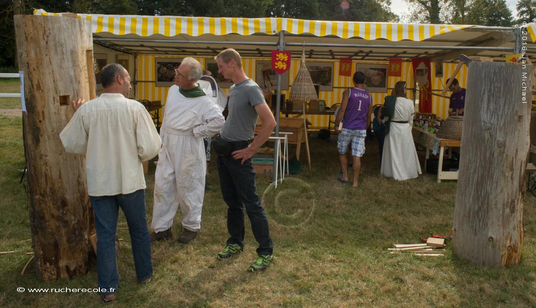 fête du miel en Calvados