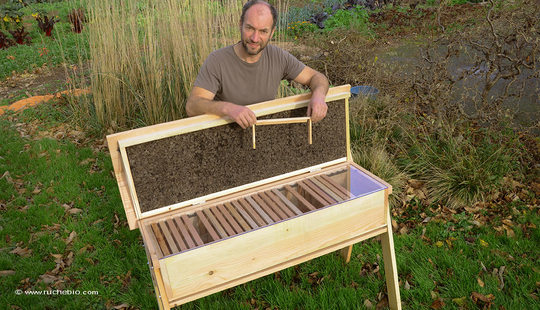 la ruche warr horizontale ruche bio. Black Bedroom Furniture Sets. Home Design Ideas