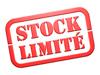 stock limité