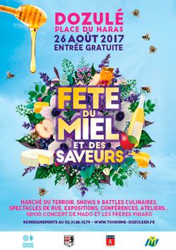 fête du miel Calvados 2017