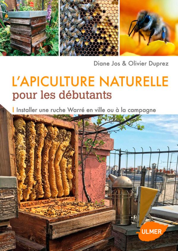 livre : L'apiculture naturelle pour les débutants