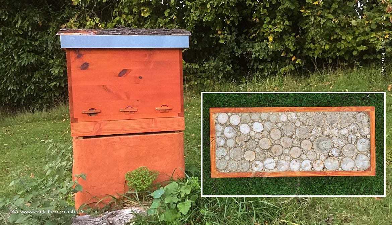 écofloor ruche Mellifera