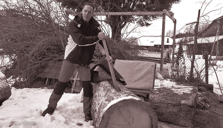 Andre Wermelinger, apiculteur naturel, Suisse
